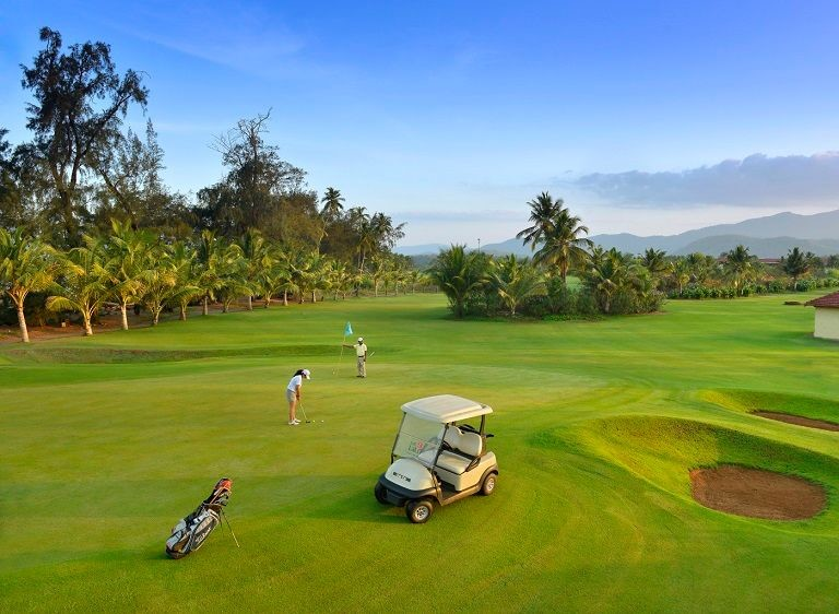 The Lalit Golf And Spa Resort, Goa