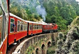 Toy Train, Shimla