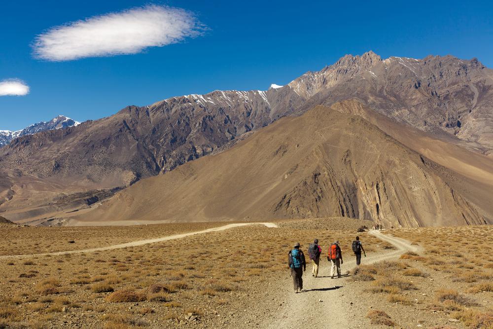 Annapurna region trek, Nepal