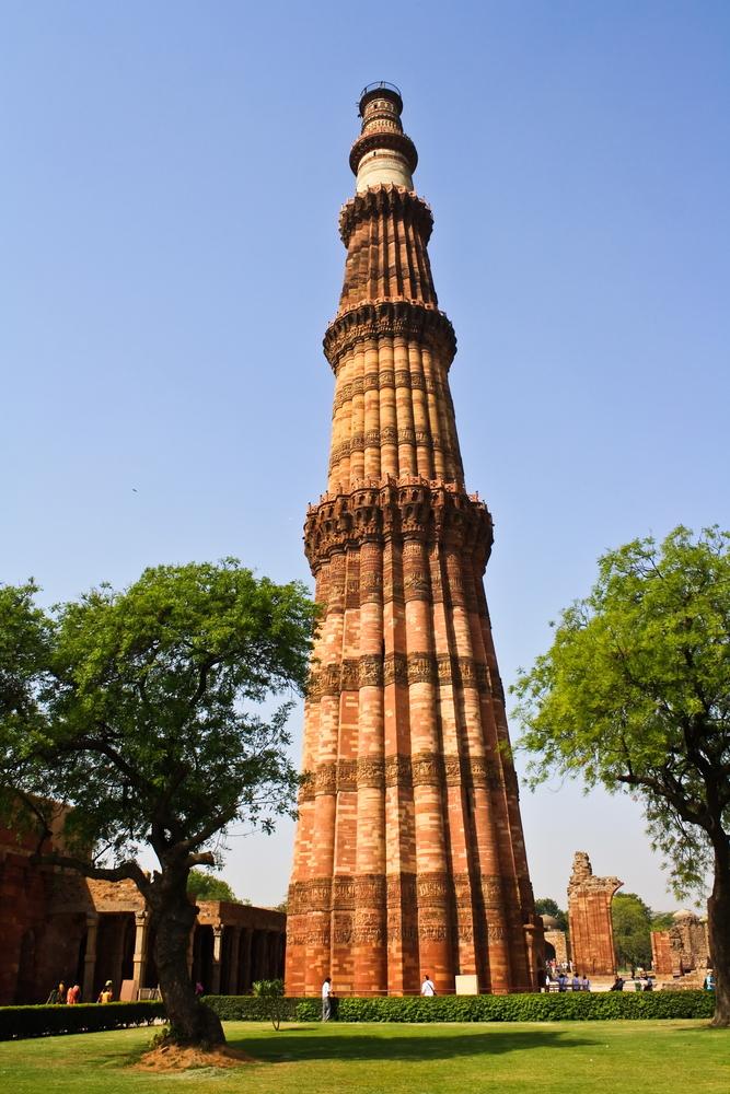 Qutub Minar, Delhi