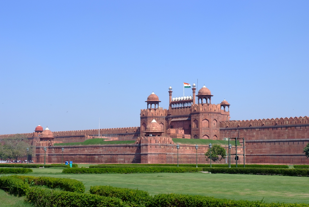 Red Fort Complex In India