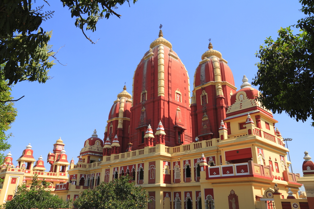 The Laxminarayan Temple (Birla Mandir), Delhi