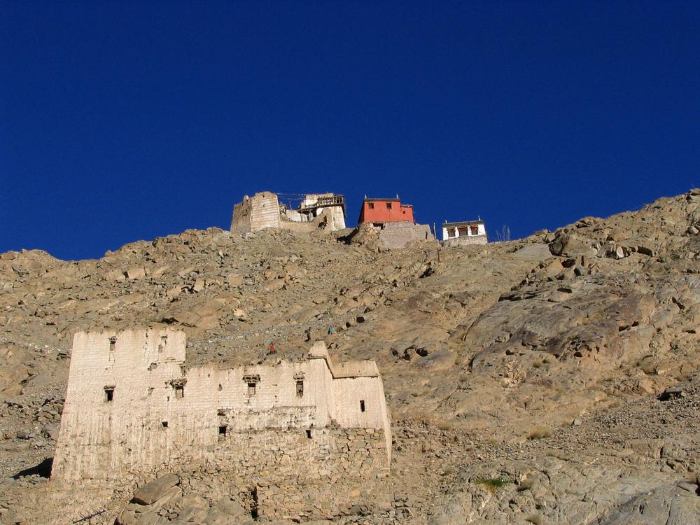 Tibetan Gompa Ladakh