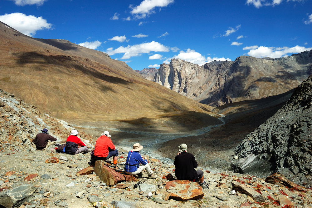 Zanskar Valley, Leh-Ladakh