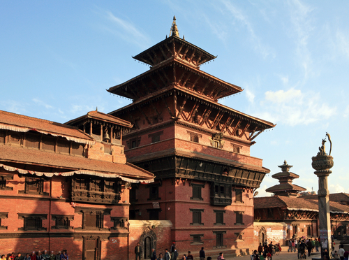 Heritage of North India and Nepal