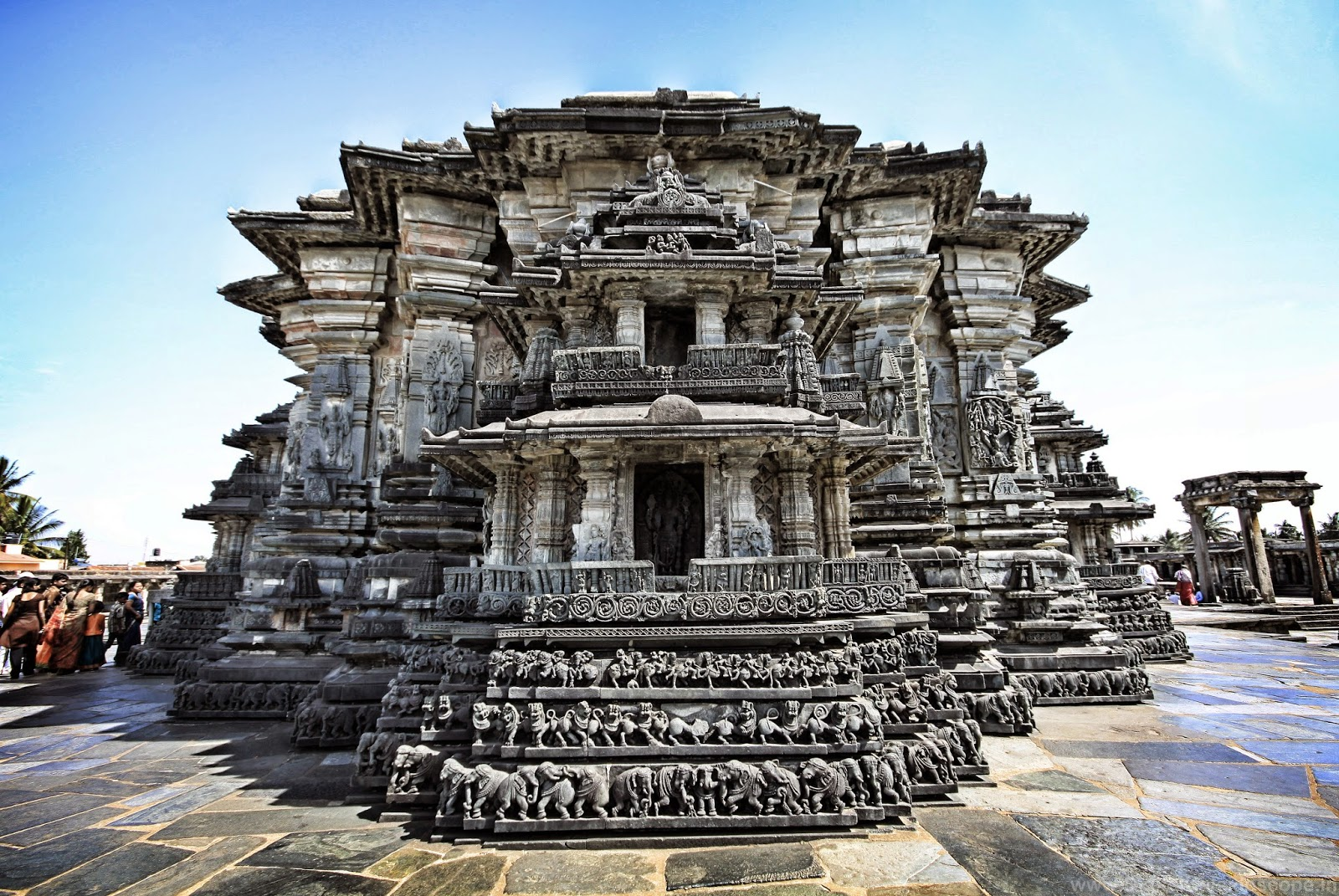 Bangalore and Hoysala Temples Tour