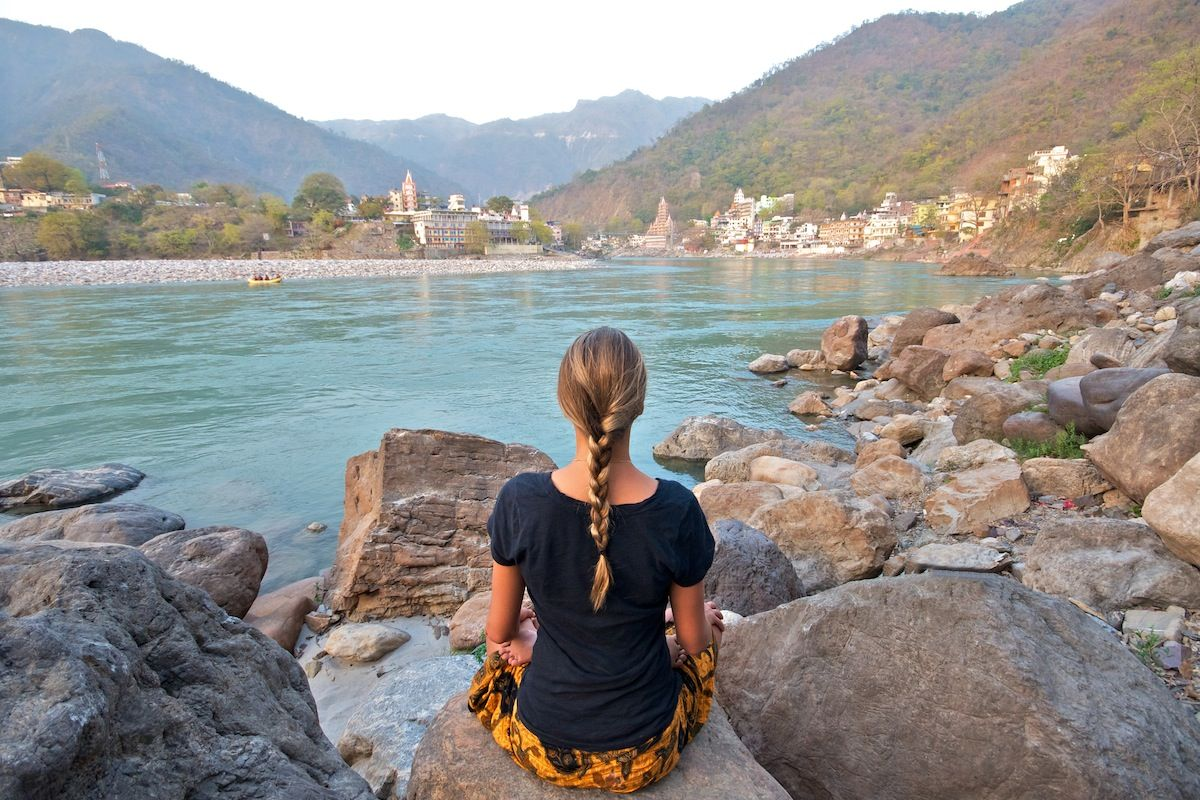Golden Triangle with Yoga in the Himalayas