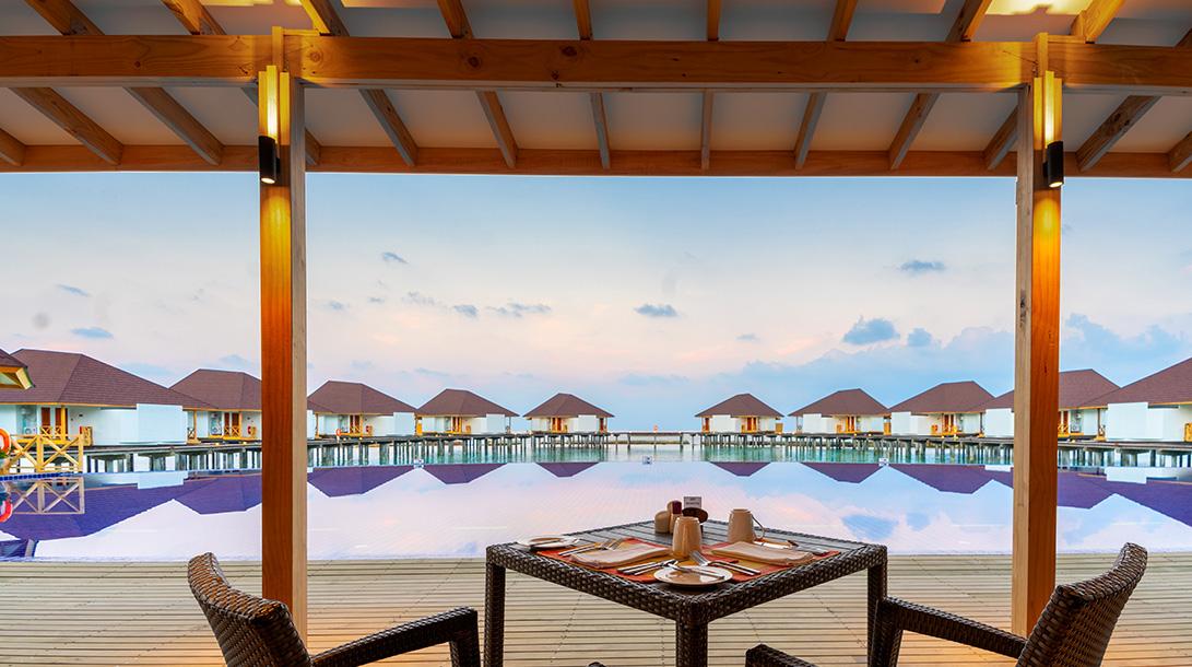 ELLAIDHOO MALDIVES BY CINNAMON restaurant - Resturant