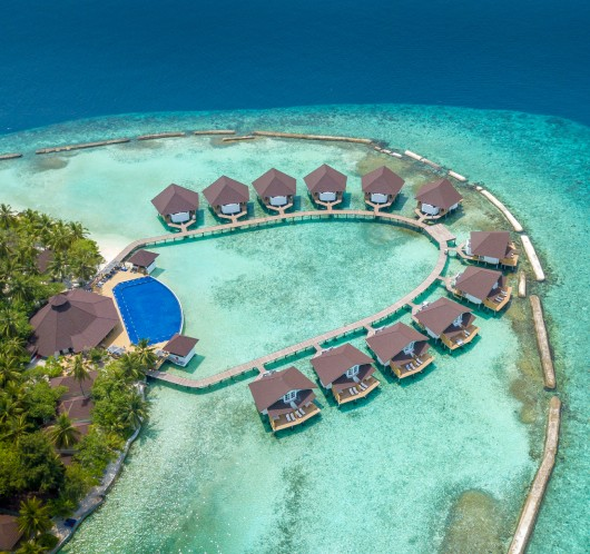 ELLAIDHOO MALDIVES BY CINNAMON - General