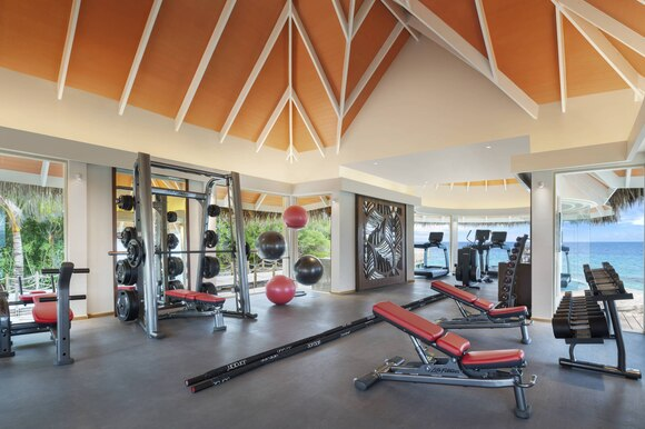 JW Marriott, Maldives--Fitness Center - General