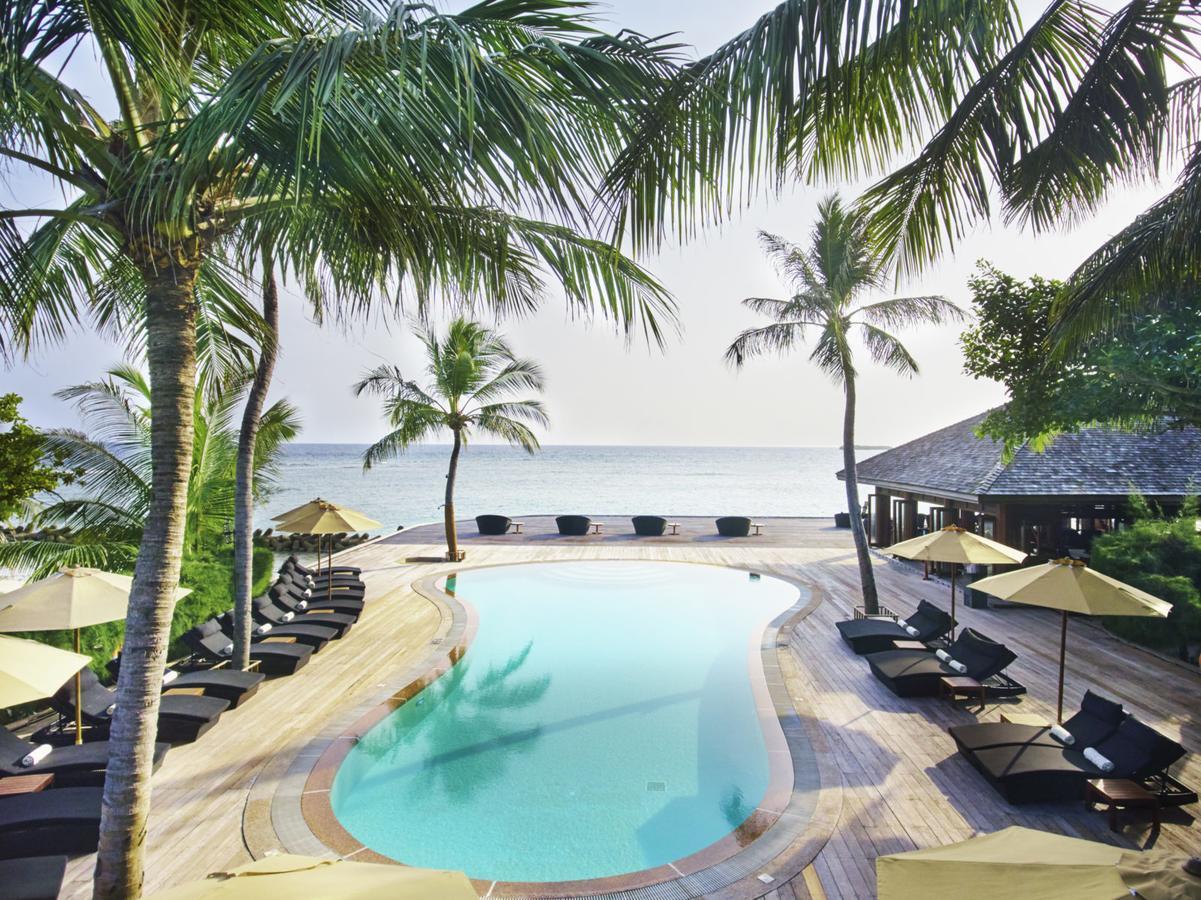 Kuredu Island Resort - Extrior