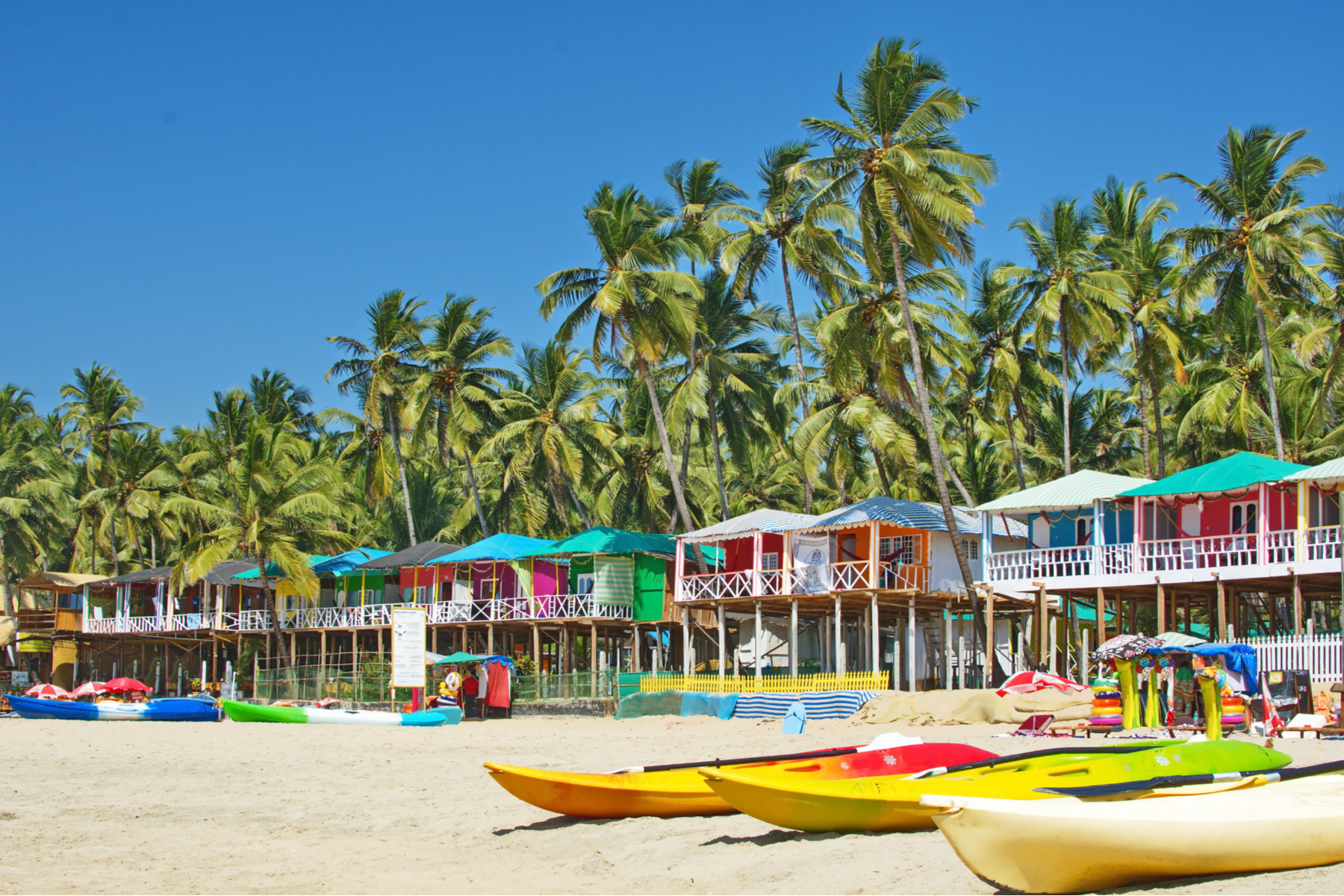 Goa: India's Own Tropical Paradise
