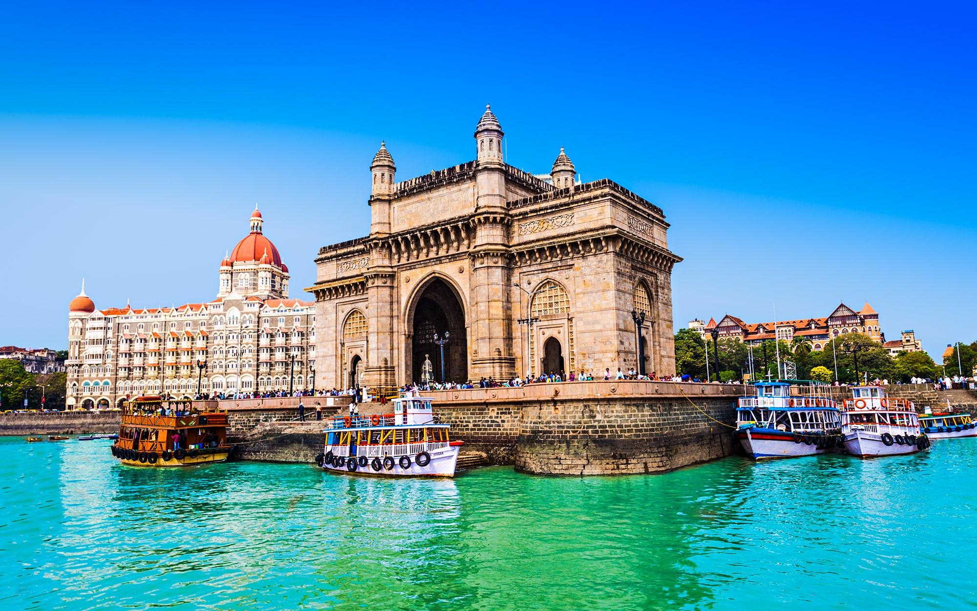 Gateway Of Mumbai