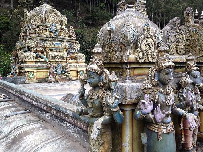 Nuwara Eliya Temple