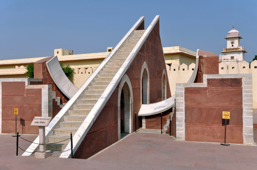 Jantar Mantar - UNESCO World Heritage Site