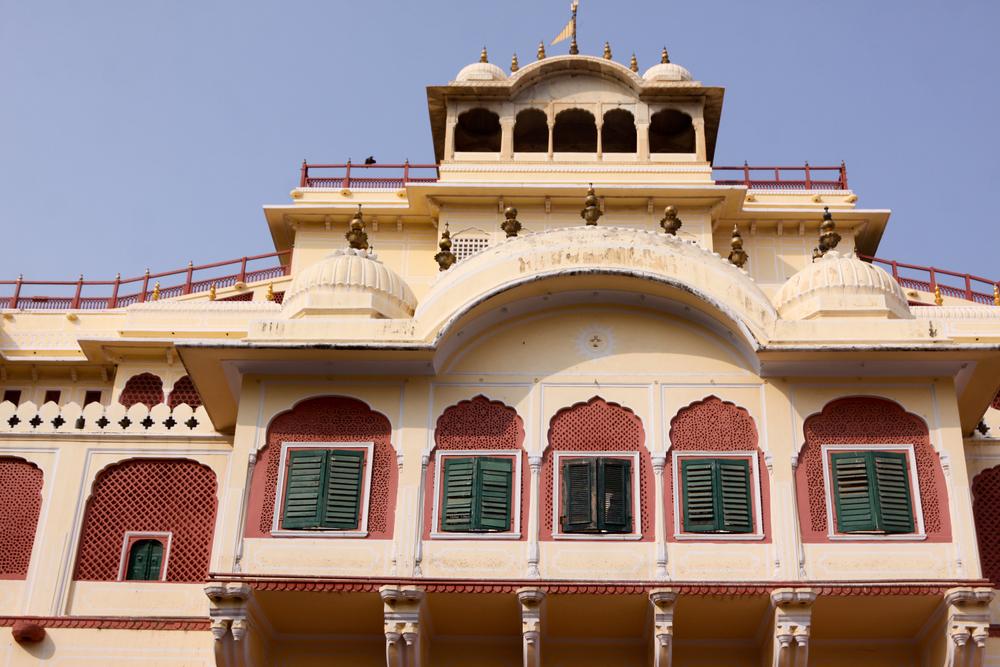 Jaipur City Palace Museum