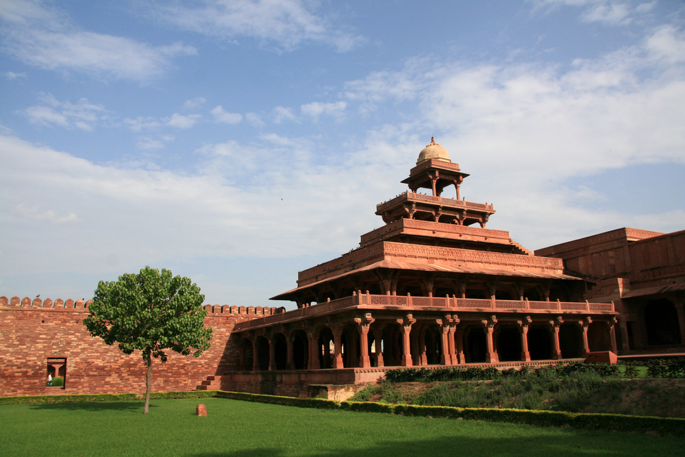 Fatehpur Sikri Agra India