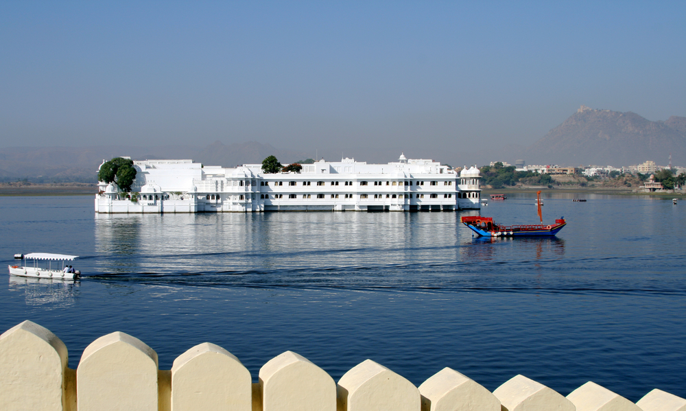 Floating Palace Udaipur