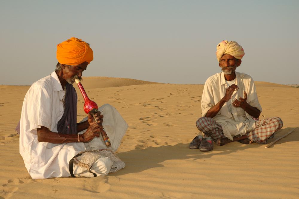 Rajasthani Folks,Jaisalmer