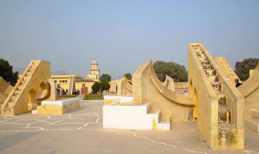Jantar Mantar Observatorium In Jaipur