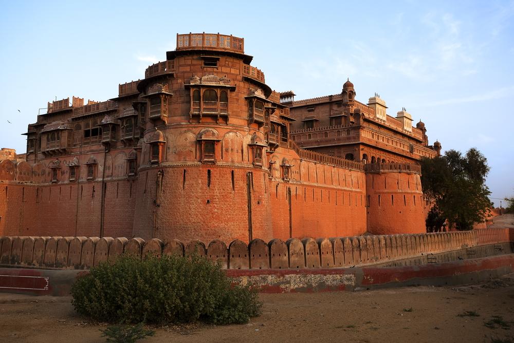 Junagarh Fort, Bikkaner