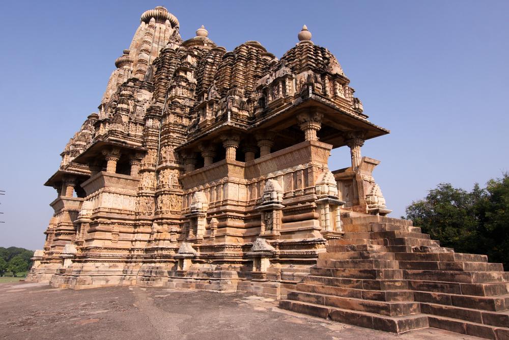 Khajuraho In Madhya Pradesh India