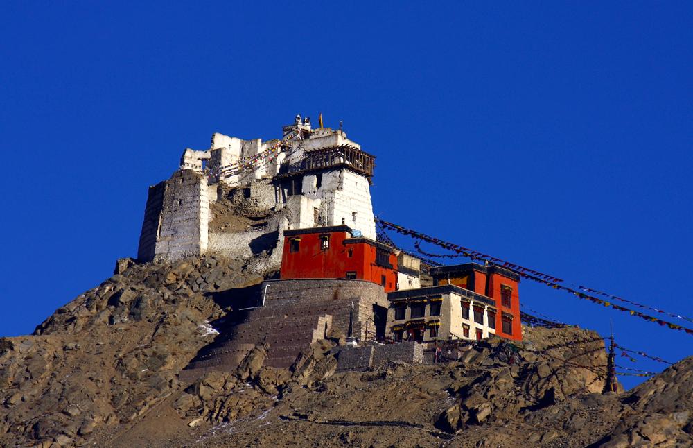 Monastery In Leh-Ladakh