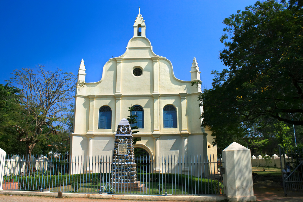 St Francis Church In Cochin