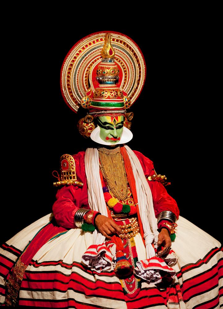Kathakali Dance Performers