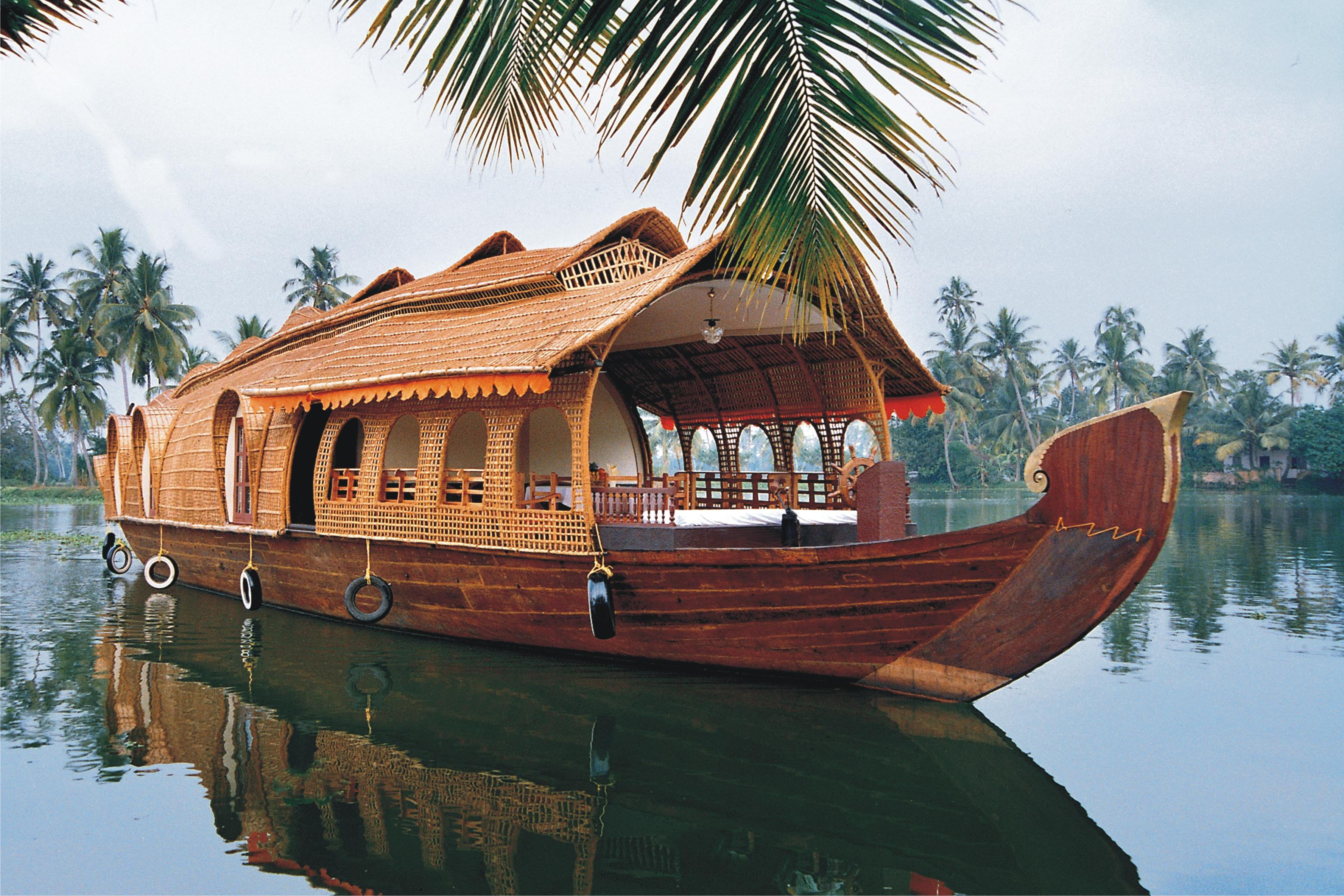 Luxury Kerala Tour