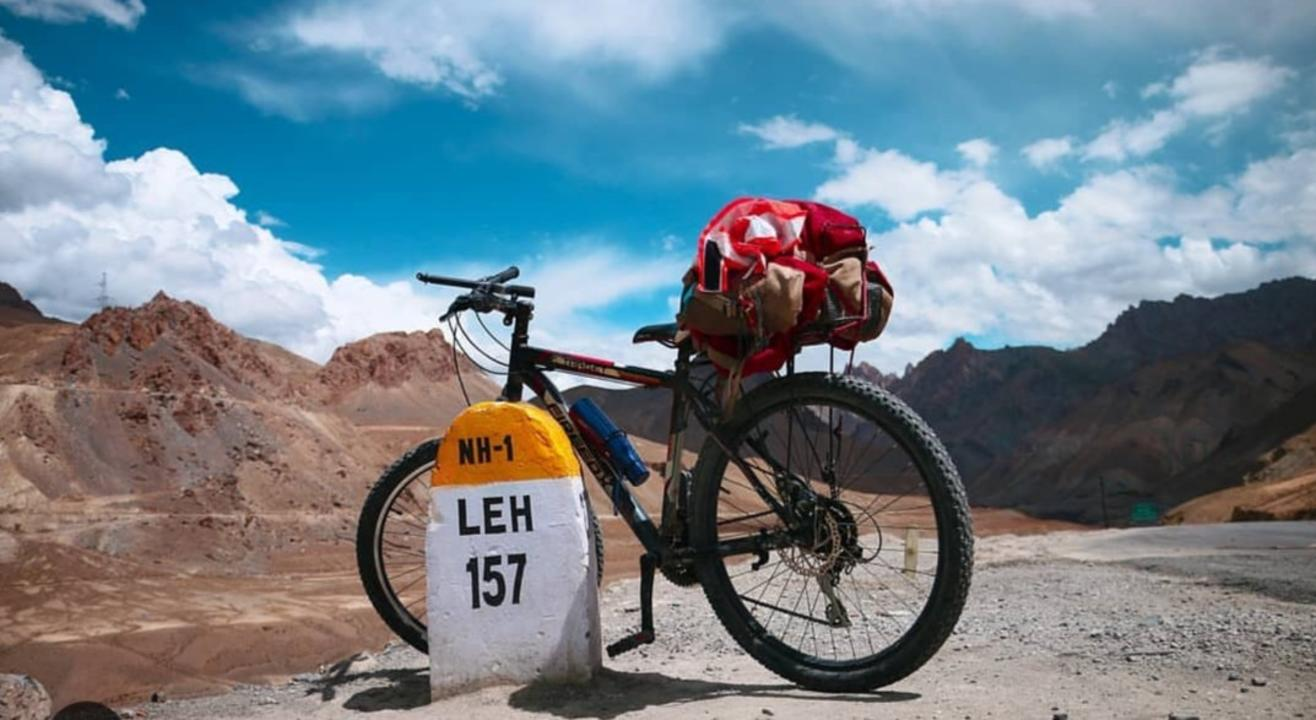 Manali – Leh Traverse Himalayan Tour