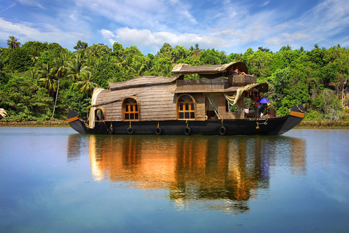 Kerala Backwaters and Houseboat Tours